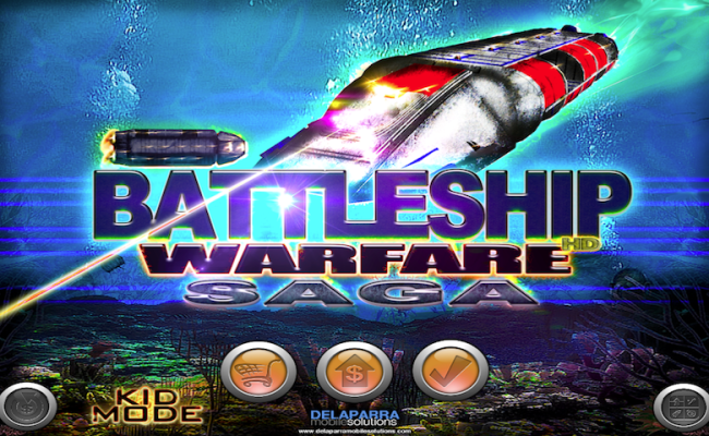 BATTLESHIP WARFARE SCREEN 1