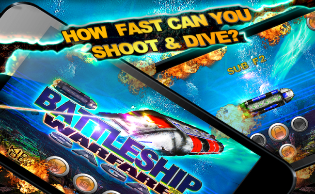 BATTLESHIP WARFARE SCREEN 2