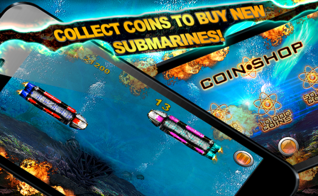 BATTLESHIP WARFARE SCREEN 3