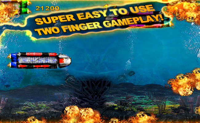 BATTLESHIP WARFARE SCREEN 4