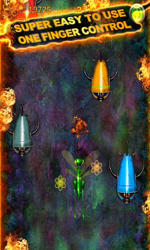 BUGS VS ALIENS SCREEN 4