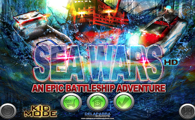 SEA WARS SCREENSHOTS 1