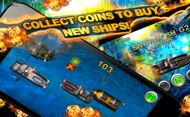 SEA WARS SCREENSHOTS 3