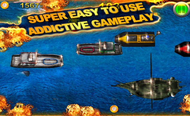 SEA WARS SCREENSHOTS 4