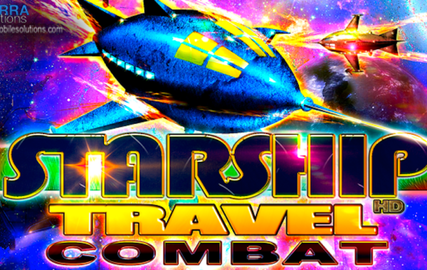 A Starship Travel Combat