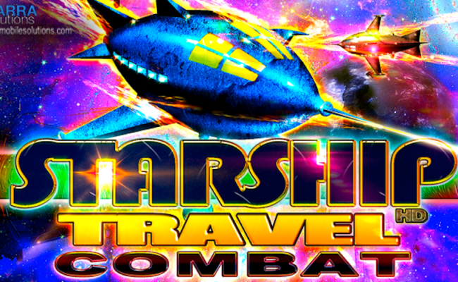 STARSHIP TRAVEL ANDROID PROMO