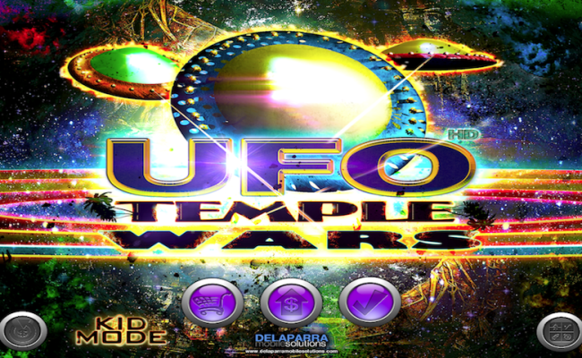 UFO TEMPLE SCREEN 1