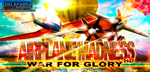 Airplane Madness: War for Glory (Shooter & Racing)