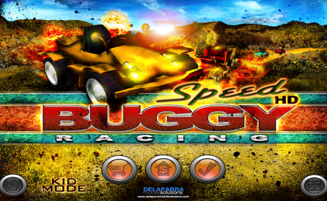 SPEED BUGGY SCREENSHOTS 1