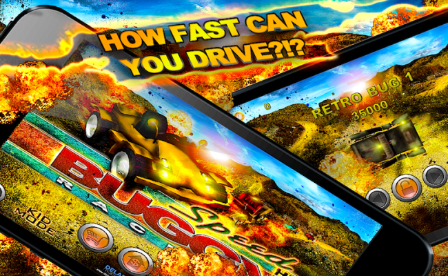 SPEED BUGGY SCREENSHOTS 2