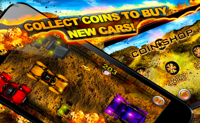 SPEED BUGGY SCREENSHOTS 3
