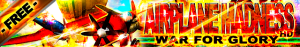 AIRPLANE MADNESS ADMOB BANNER