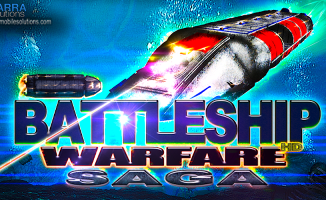 BATTLESHIP WARFARE ANDROID PROMO