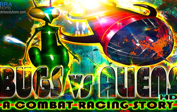 BUGS vs ALIENS : Combat Nibiru X A Combat Story (Shooter & Racing)