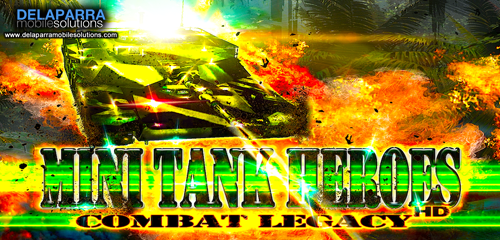 MINI TANK HEROES: Combat Legacy (Racing & Shooter)
