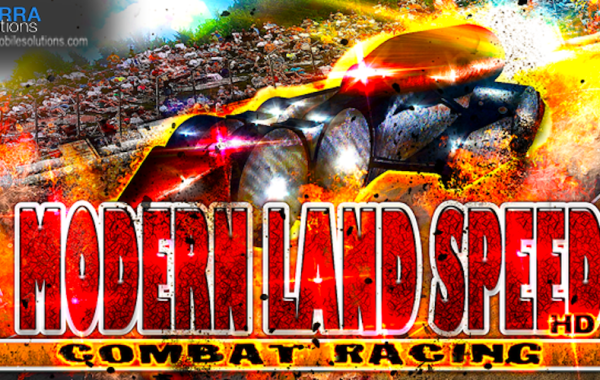 MODERN LAND SPEED : Combat Racing Circuit Lane 2
