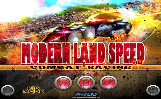 MODERN LAND SPEED SCREEN 1