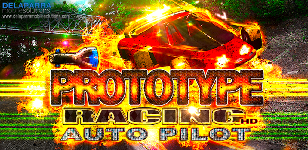 PROTOTYPE RACING : Auto Pilot Crash Saga Cars - De La