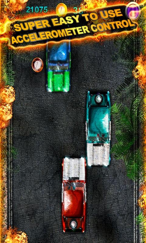 RETRO CAR RACING SCREEN 4