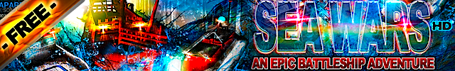 SEA WARS ADMOB BANNER