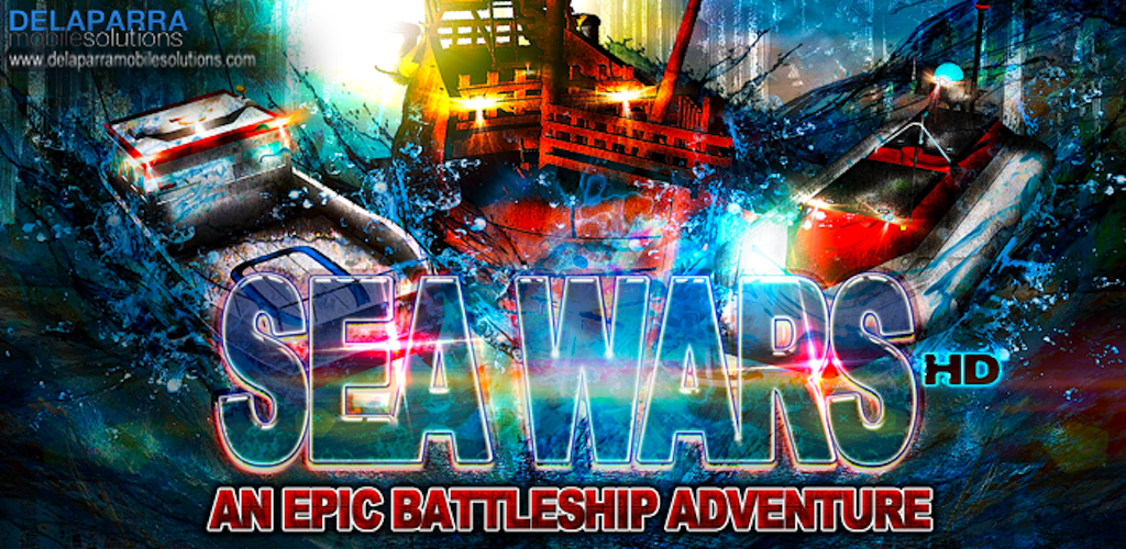 SEA WARS ANDROID PROMO