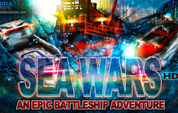 SEA WARS : An Epic Battleship Adventure
