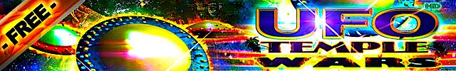 UFO TEMPLE WARS ADMOB BANNER