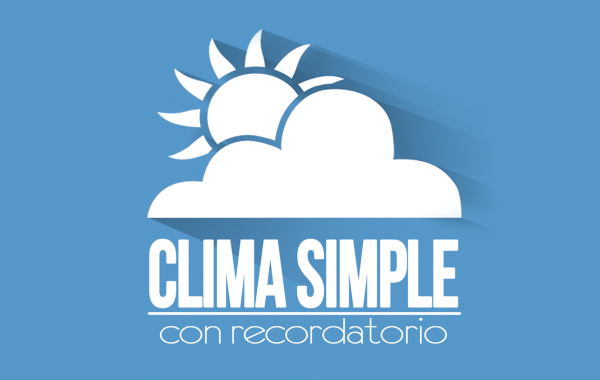 Clima Simple – Weather App with Style (Coming Soon)