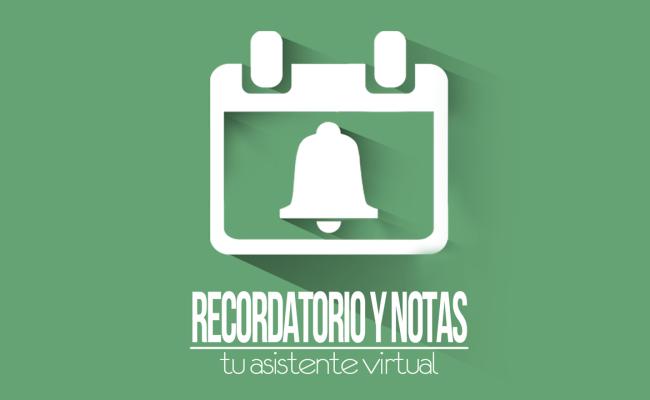 RECORDATORIO9